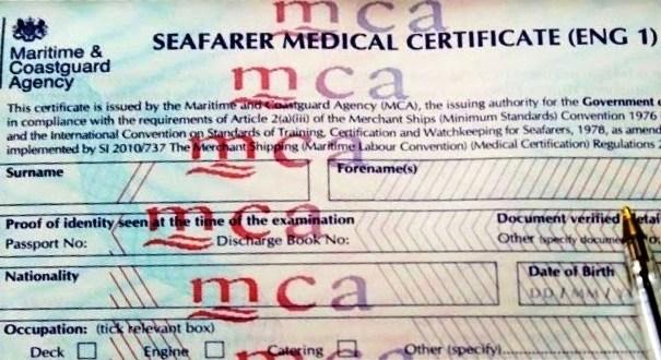 ENG 1 Certificate